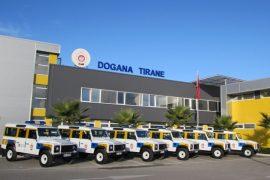 Dogana, Tirane