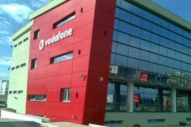 Vodafone, Tirane