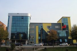 Ministria e Shendetesise, Tirane