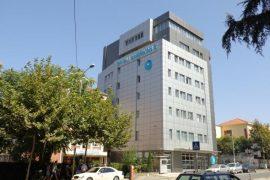 Spitali Amerikan, Tirane